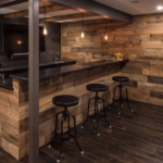 Reclaimed Wood Walls