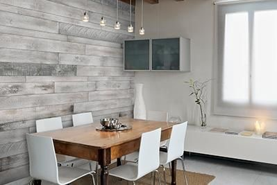 Calgary Reclaimed Wood Walls